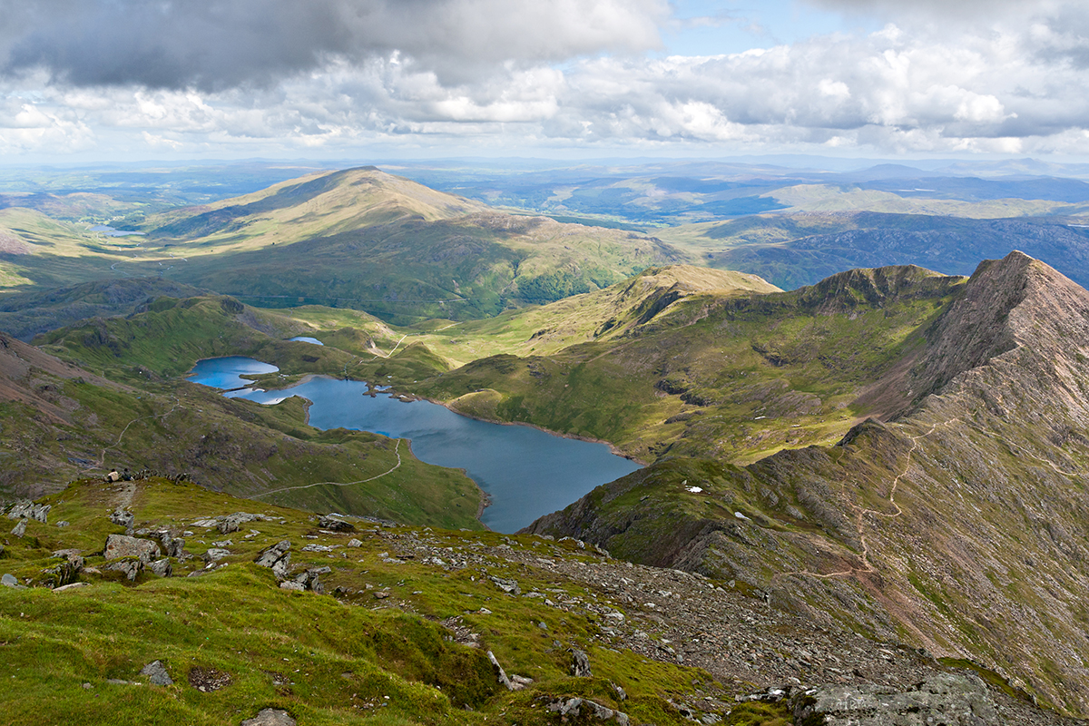 The 6 Paths of Snowdon